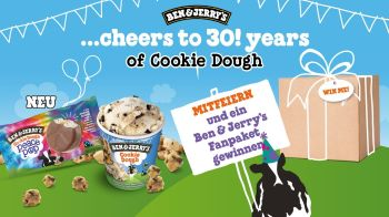 30 ans de Cookie Dough