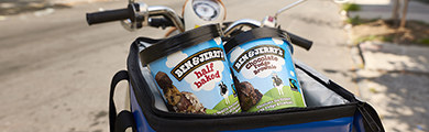 Ben & Jerry's Ice Cream Tubs