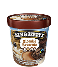 Blondie Brownie Original Ice Cream