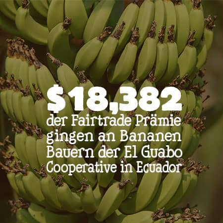Ben & Jerry's Fairtrade Bananas