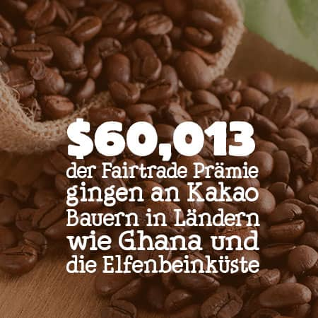 Ben & Jerry's Fairtrade Coffee