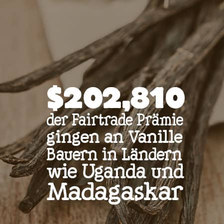 Ben & Jerry's Fairtrade Vanilla