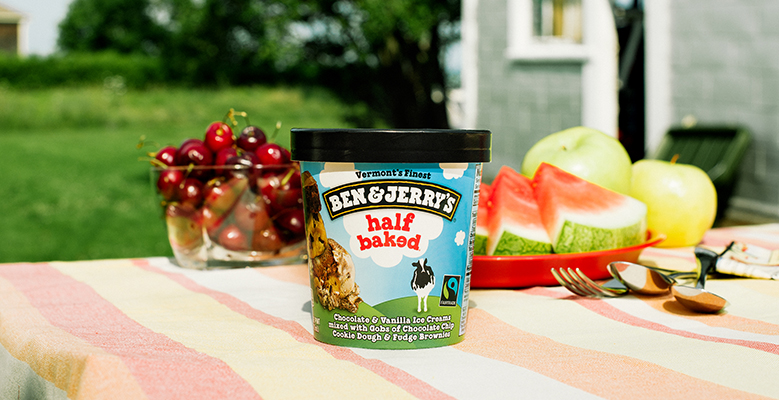 Ben & Jerry's Summer Fun